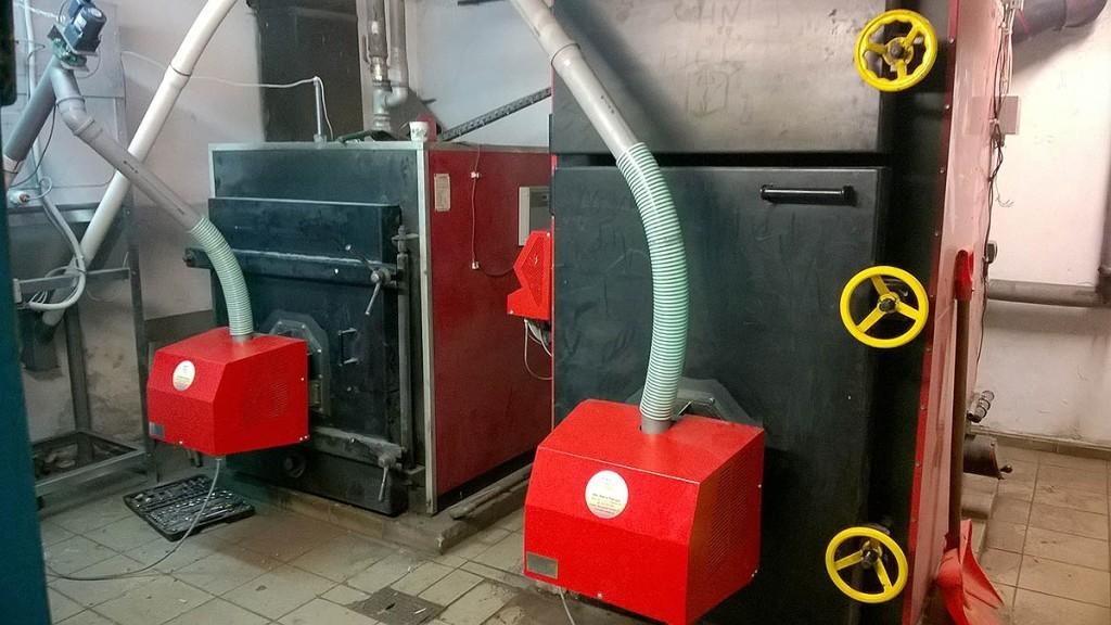 Nasze najnowsze instalacje palników na pelet